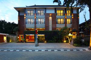 Grand Mirah Boutique Hotel Bali - Grand Mirah Boutique Hotel (Front Building)
