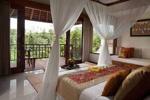 Jannata Resort & Spa Ubud - Kamar tamu