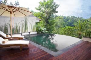 Jannata Resort & Spa Ubud - Kolam Renang Pribadi