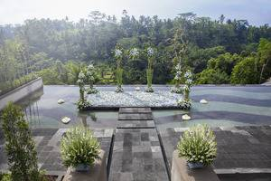 Jannata Resort & Spa Ubud - Infinity kolam