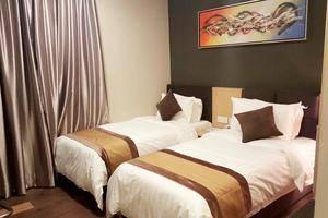 Hotel Bintang Sintuk Bontang - kembar
