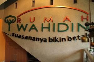 Guest House Rumah Wahidin Syariah Probolinggo - Lobi