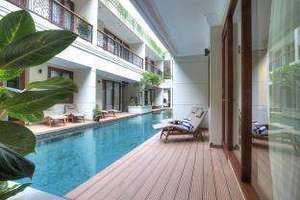 Seminyak Lagoon Bali - Balkon