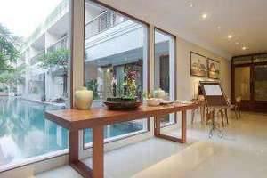 Seminyak Lagoon Bali - Interior Hotel