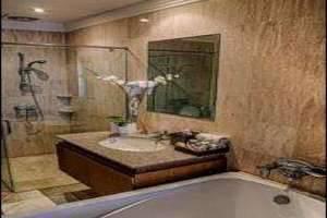 Sara Residence Bali - Kamar mandi