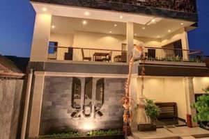 The Zuk Hotel Kuta - Hotel Exterior