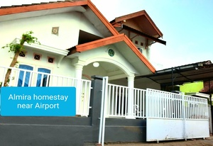Almira Homestay near Airport