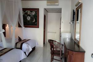 Puri Dalem Cottage Ubud - Twin Bed