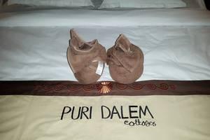 Puri Dalem Cottage Ubud - Selimut