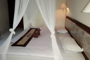 Puri Dalem Cottage Ubud - Double Bed
