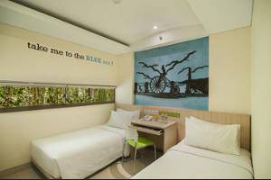 Grandmas Plus Hotel Legian - Guestroom