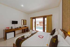 Anggie Boutique Villa Bali - Guestroom