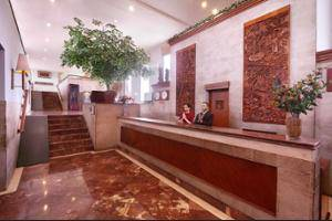 Jakarta Airport Hotel Managed by Topotels Jakarta - Featured Image