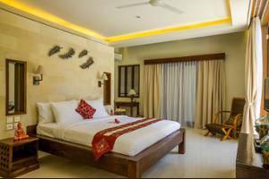The Kumpi Villas Bali - Guestroom