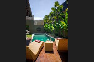 The Kumpi Villas Bali - Pool