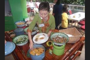 Ibis Styles Malang - Breakfast Area