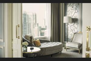 Four Seasons Hotel Jakarta - Living Area