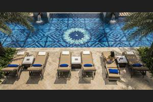 Four Seasons Hotel Jakarta - Outdoor Pool