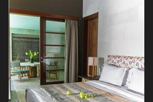 The Purist Villas & Spa Bali - Guestroom View