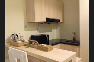 AP Suite Apartment Bali - In-Room Kitchenette