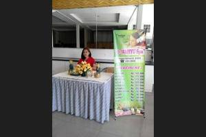 De Wahyu Hotel Batu - Spa Reception