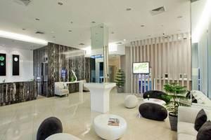 Whiz Hotel Cikini Jakarta - Lobi