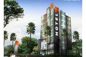 V Hotel & Residence Bandung - Exterior