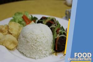 Hotel Patra Jasa jakarta - Makanan