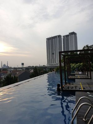 Apartemen Sentra Timur Residence by Cheapinn