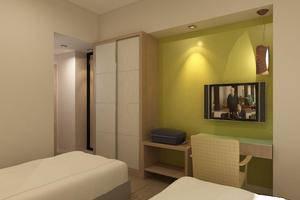 Front One Hotel Jayapura - Kamar