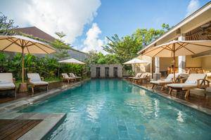 La Berceuse Resort and Villa Bali - Pool