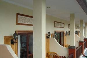 Bisma Sari Resort Ubud - Teras