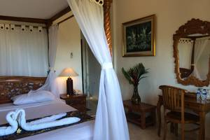Bisma Sari Resort Ubud - Kamar Deluxe