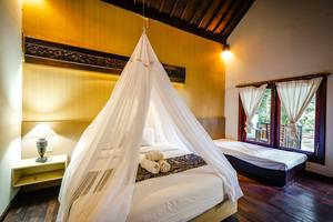 Bisma Sari Resort Ubud - Deluxe Room