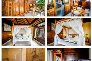 Bisma Sari Resort Ubud - Joglo Room