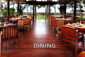 The Santosa Villas & Resort Lombok - Restaurant