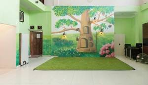 Ostic House Yogyakarta - Interior