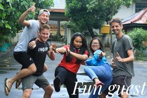 Ostic House Yogyakarta - host kita