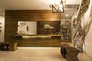 Villa Nero Lombok - receptionis