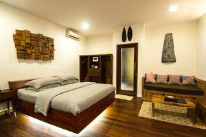 Villa Nero Lombok - BEDROOM