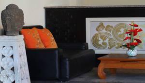 Lotus Tirta Seminyak Bali - Interior