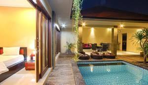 Lotus Tirta Seminyak Bali - Pool