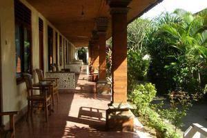 Mertha Jati Hotel & Bungalow Bali - (21/Jan/2014)