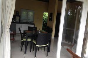 Bali Eco Resort Bali - Kamar makan