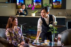 Sintesa Peninsula Palembang - Lounge