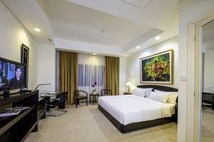 Sintesa Peninsula Palembang - Kamar Suite