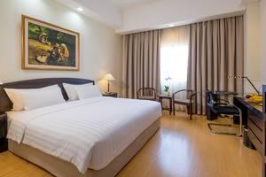Sintesa Peninsula Palembang - Deluxe Tempat Tidur King
