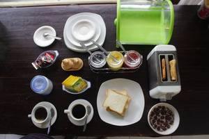 Ndalem Mantrijeron Hotel Yogyakarta - Breakfast