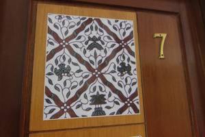 Ndalem Mantrijeron Hotel Yogyakarta - Room Number