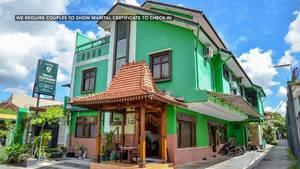 Ndalem Mantrijeron Hotel Yogyakarta - Eksterior
